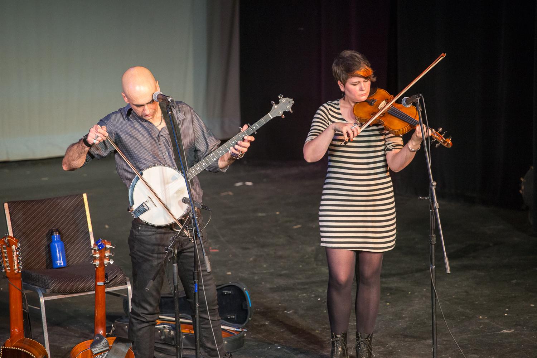 Tim Eriksen & Zoë Darrow