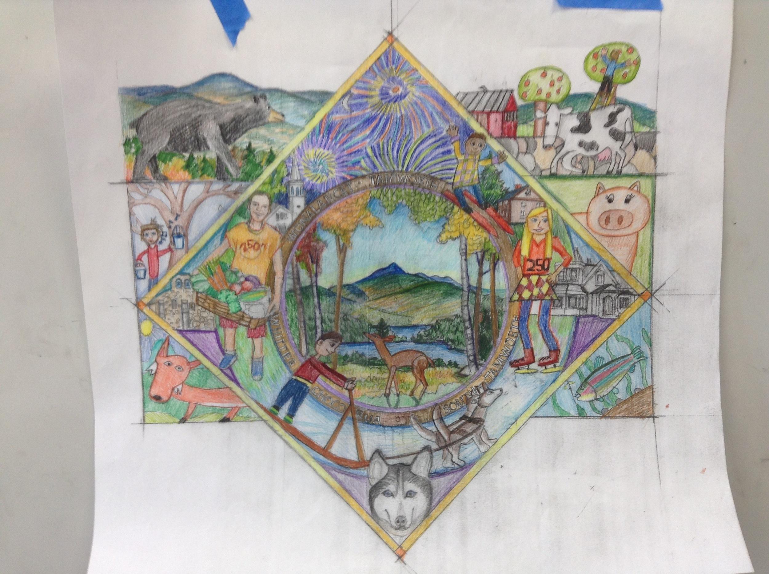 Mosaic Design #1