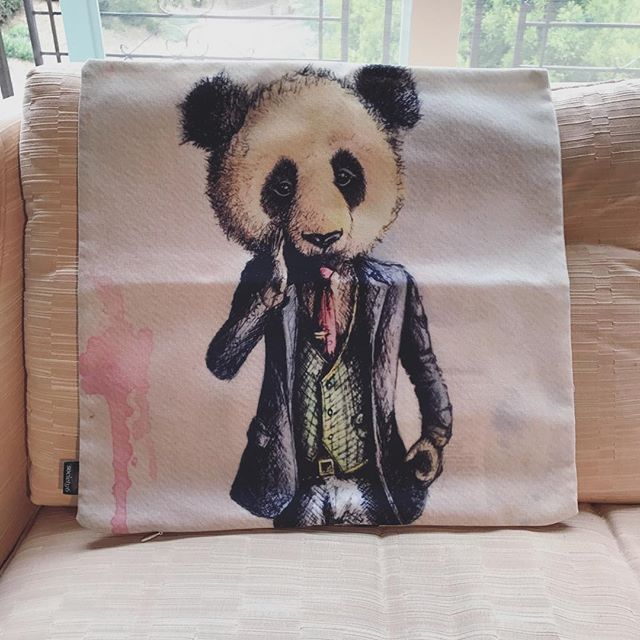 Guess a number between 1-100!!! First one that's correct wins this Panda pillowcase! 🐼❤️