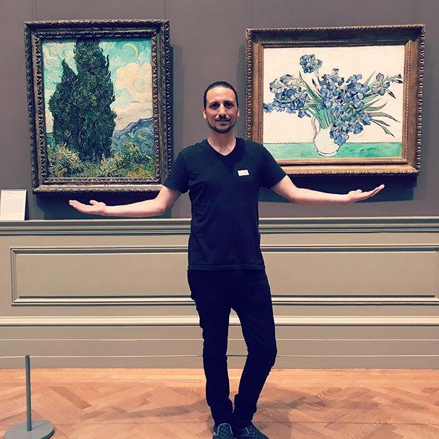 At the Met in NY ❤️ 🎨 🖼  @carol.kicinski 📷