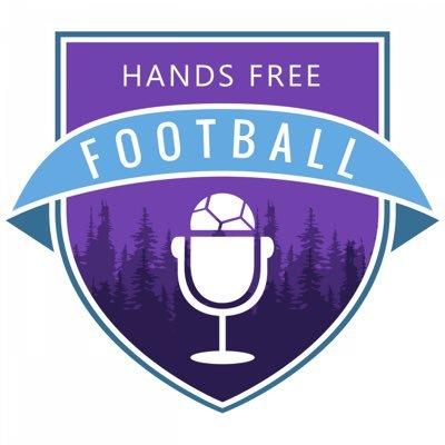 Hands Free Football  @HandsFreeFooty