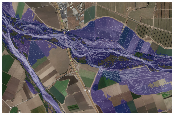 FlowWest's computer model was able to answer questions about Salinas River flooding that weren't possible before.