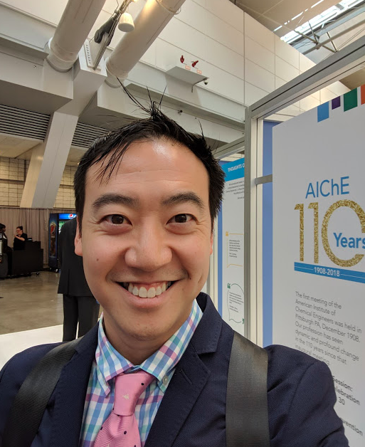 It was a pretty cool honor to be a guest speaker in Pittsburgh on the occasion of AIChE's 110th anniversary, the same city where the Institute's very first conference was held in 1908.