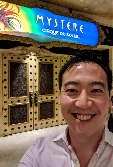 It only took me almost two decades to buy a ticket to Cirque du Soleil's Mystère. I had been wanting to see it back in the days I was an engineering student in college and was excited to finally get a chance to make it happen. The show ended up being a nice, rewarding way to end a long week of engineering conference-going.