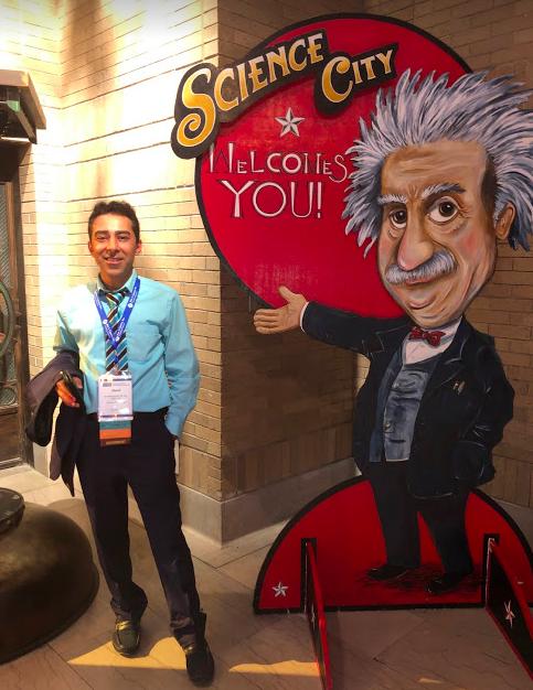 Mehdi meets Einstein
