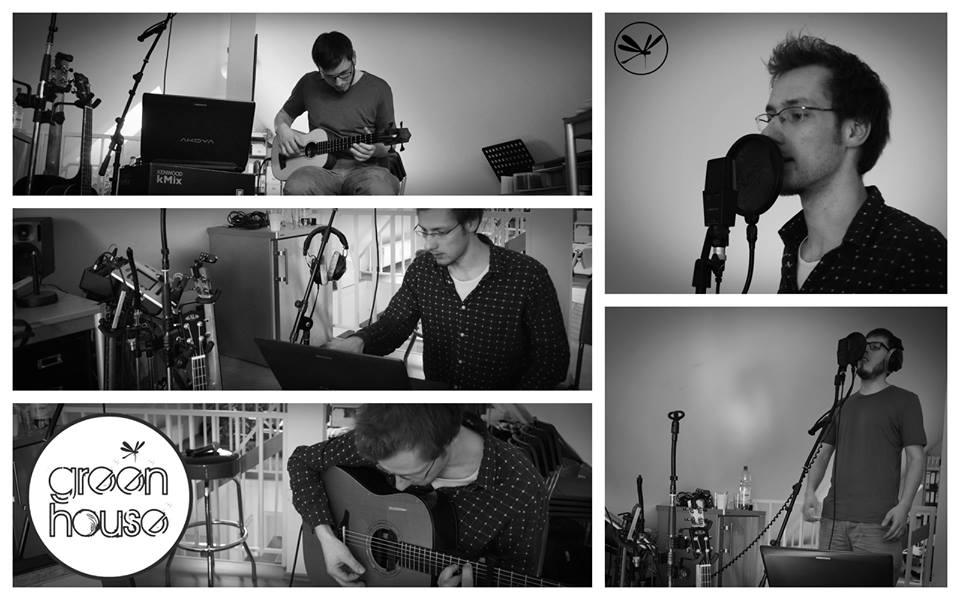 Studiotag 1: Greenhouse Vorproduktion