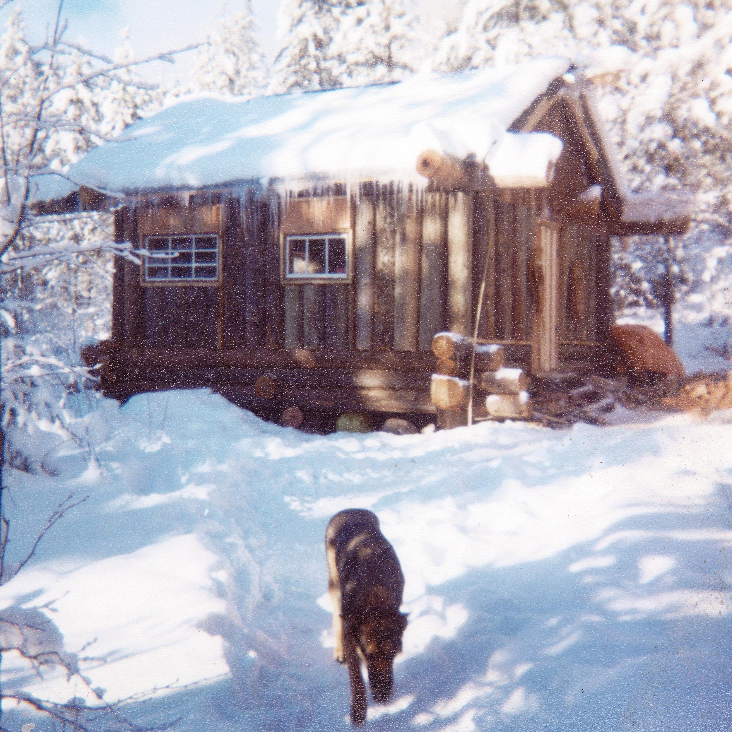 Kaden Cabin - December. 1978
