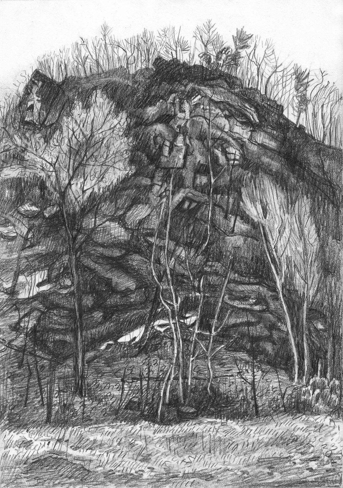 Joppenbergh Mountain