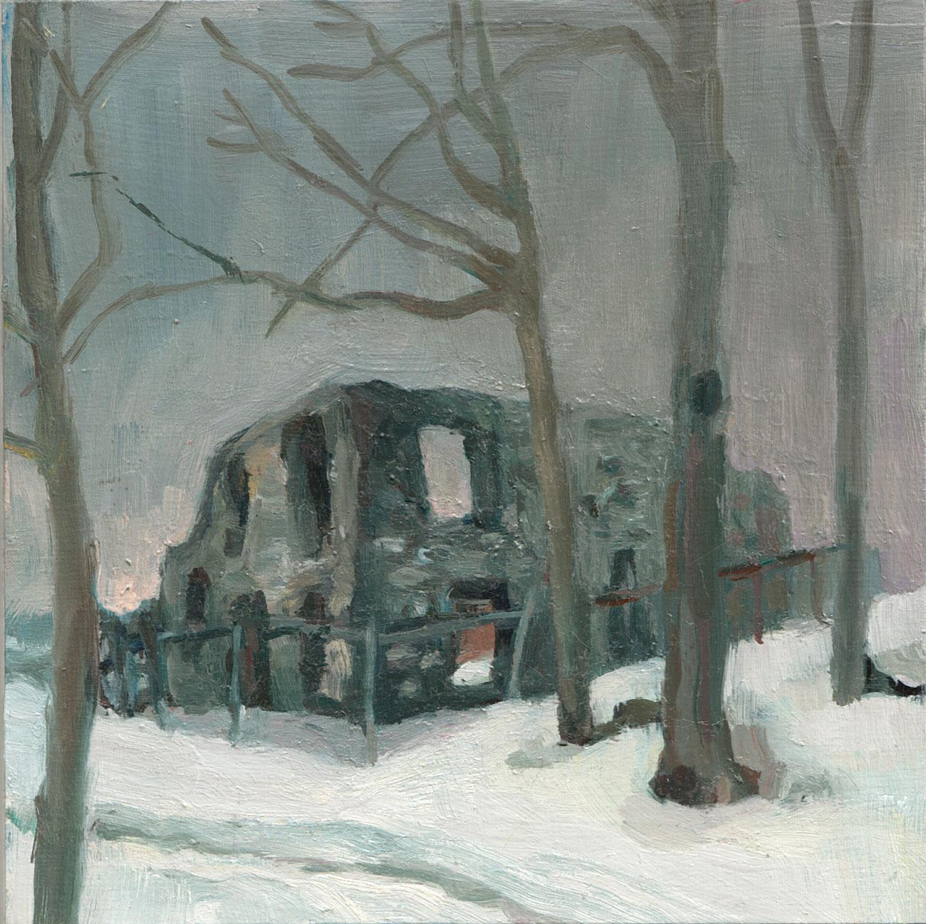 Louw-Bogardus Ruin