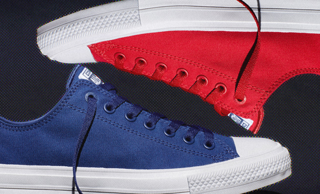 A Long-Awaited Update To The Chuck Taylor All Stars