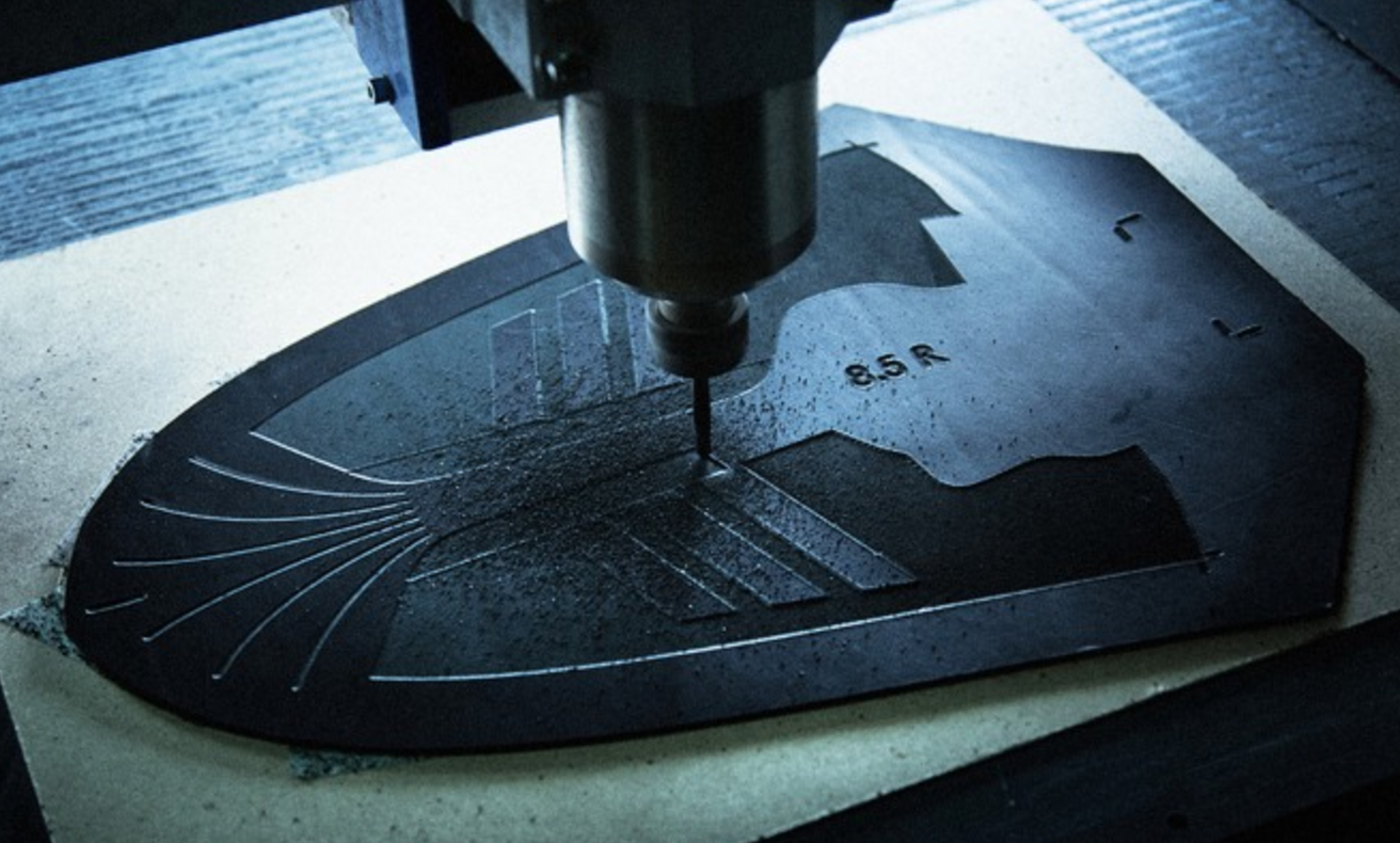 "Adidas 3-D Printed ""Futurecraft"" Running Shoes"