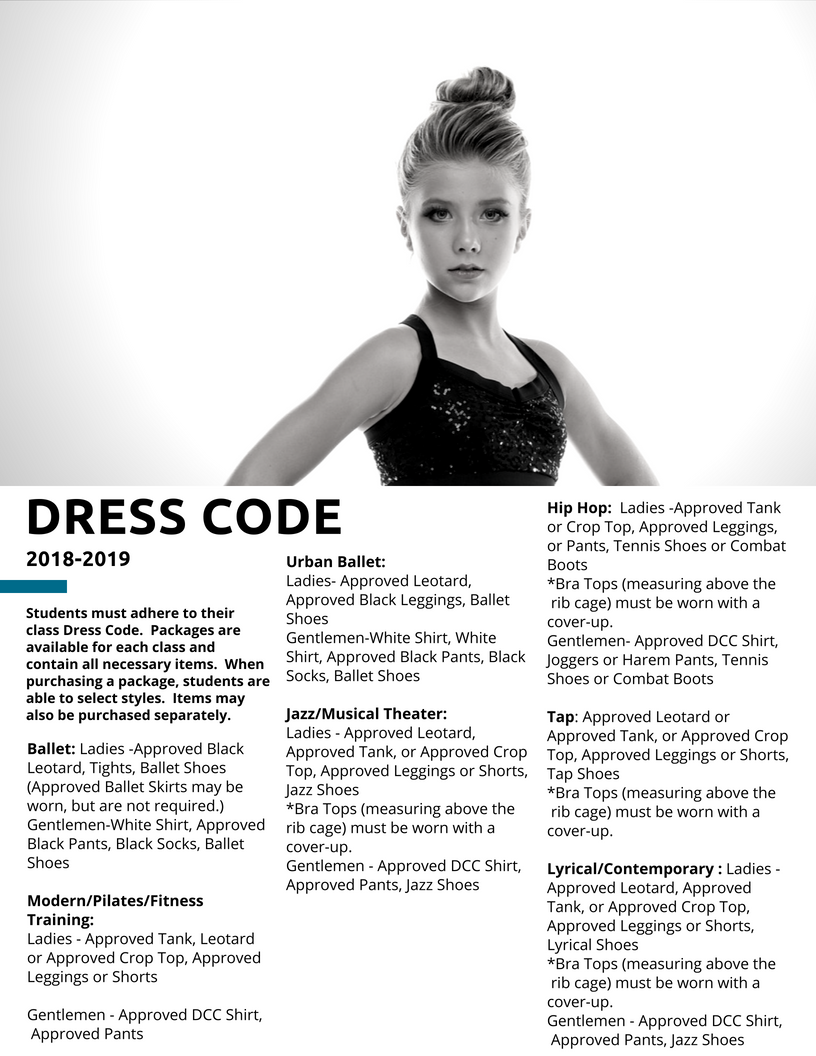 Dress Code Guidelines