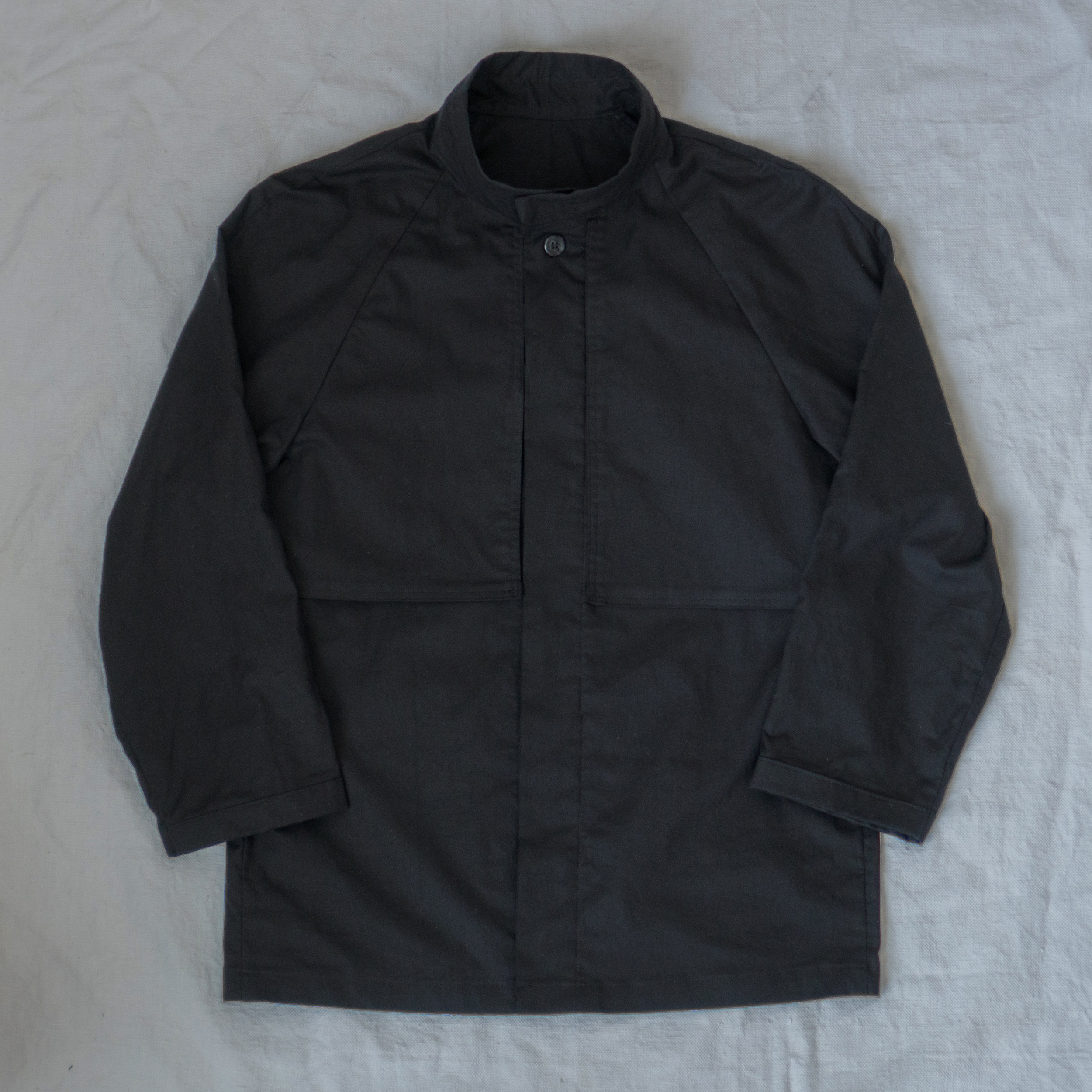 UNIFORM SHIRT IN BLACK  SOLD OUT