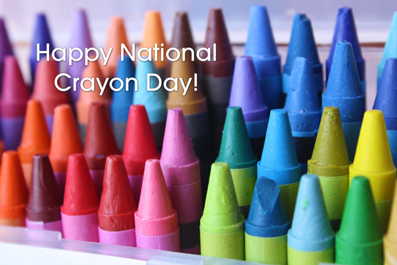 Nationsl Crayon Day