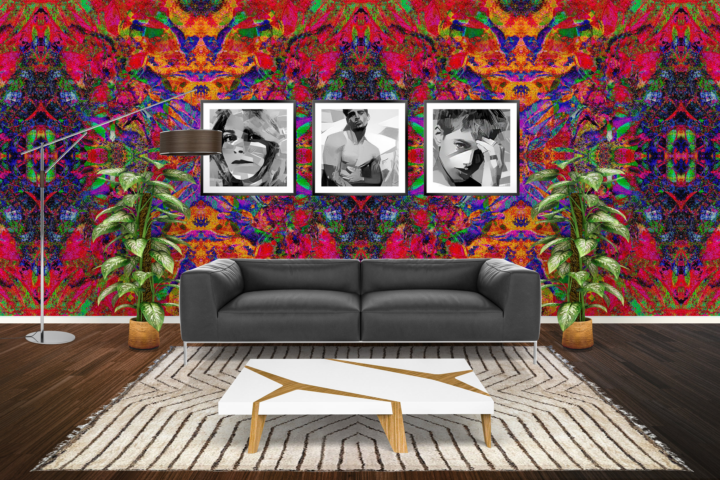 Mixed Images | Gaudy Mural.jpg