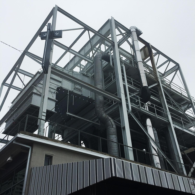 Industrial Building | Original Photo