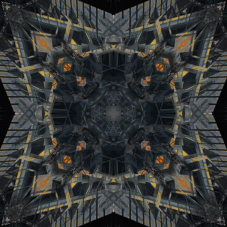 Industrial Building | Orange Hits