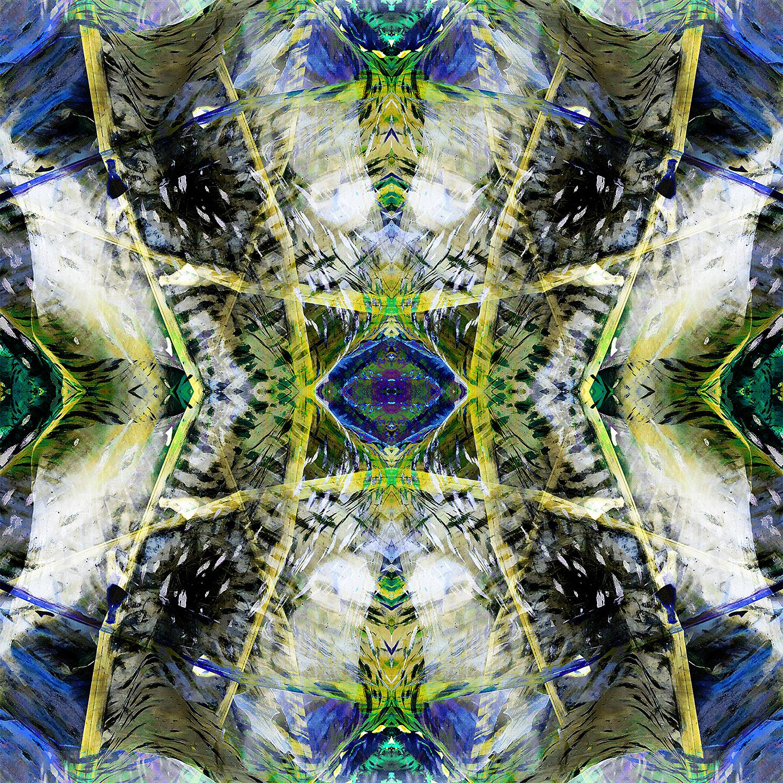 Banana Leaf | Peacock Dreams