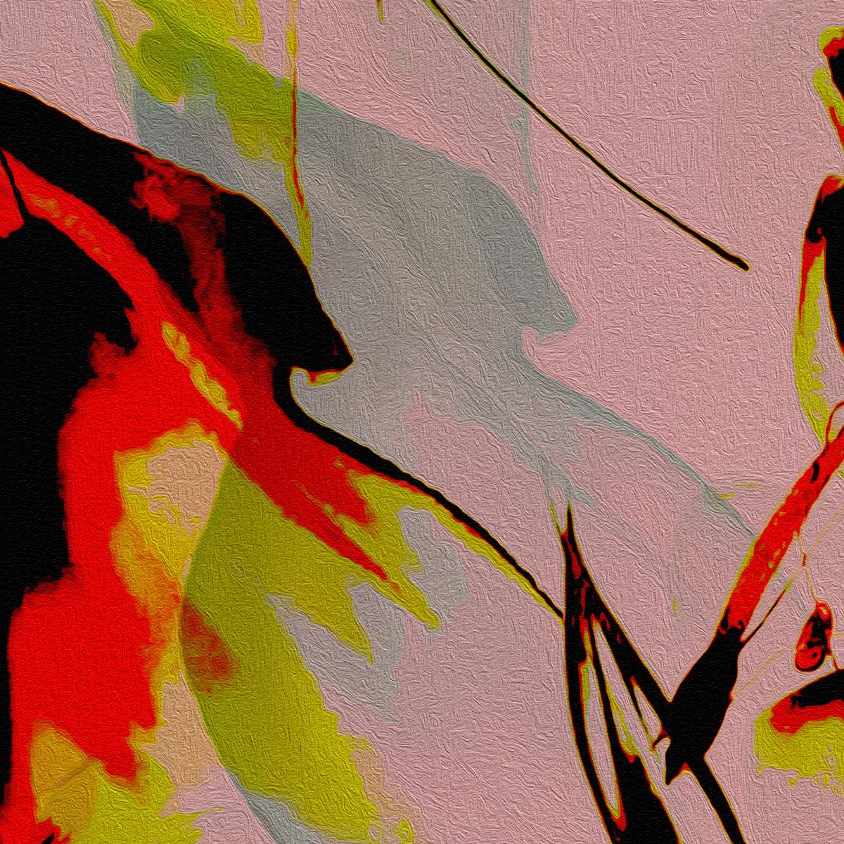 Hybrid | Ulia Charming Leaves Detail