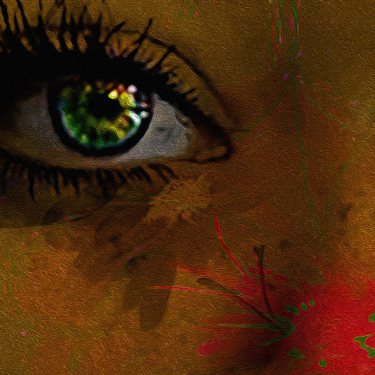 Ulia | Golden Goddess Detail