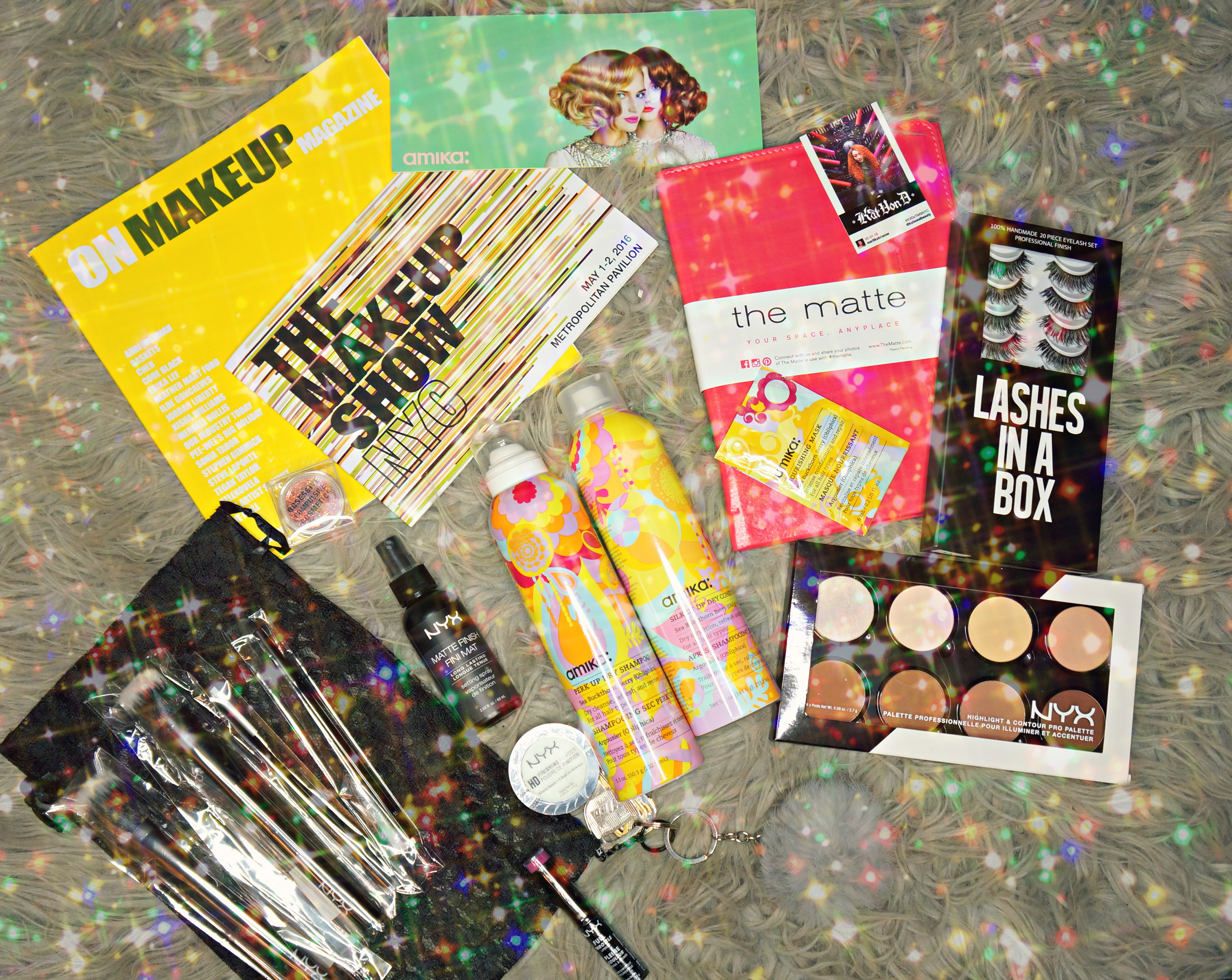 The Makeup Show NYC HAUL!!!!