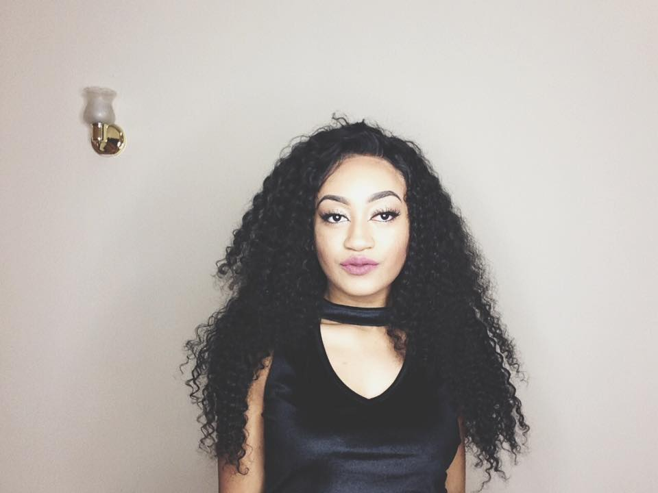 Alibele Malaysian Virgin Curly Lace Frontal w/Bundles
