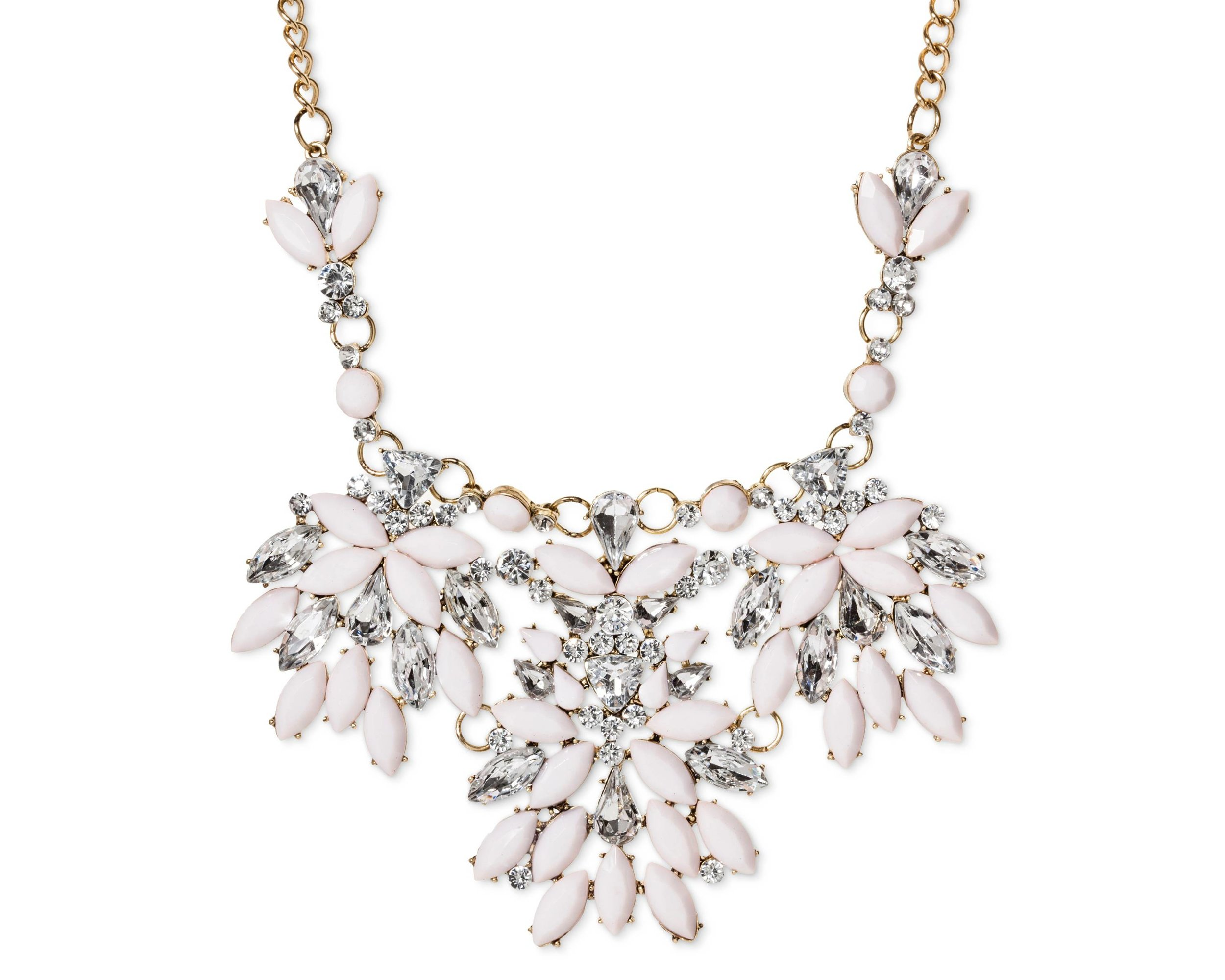 SUGARFIX by BaubleBar™ Floral Bib Necklace