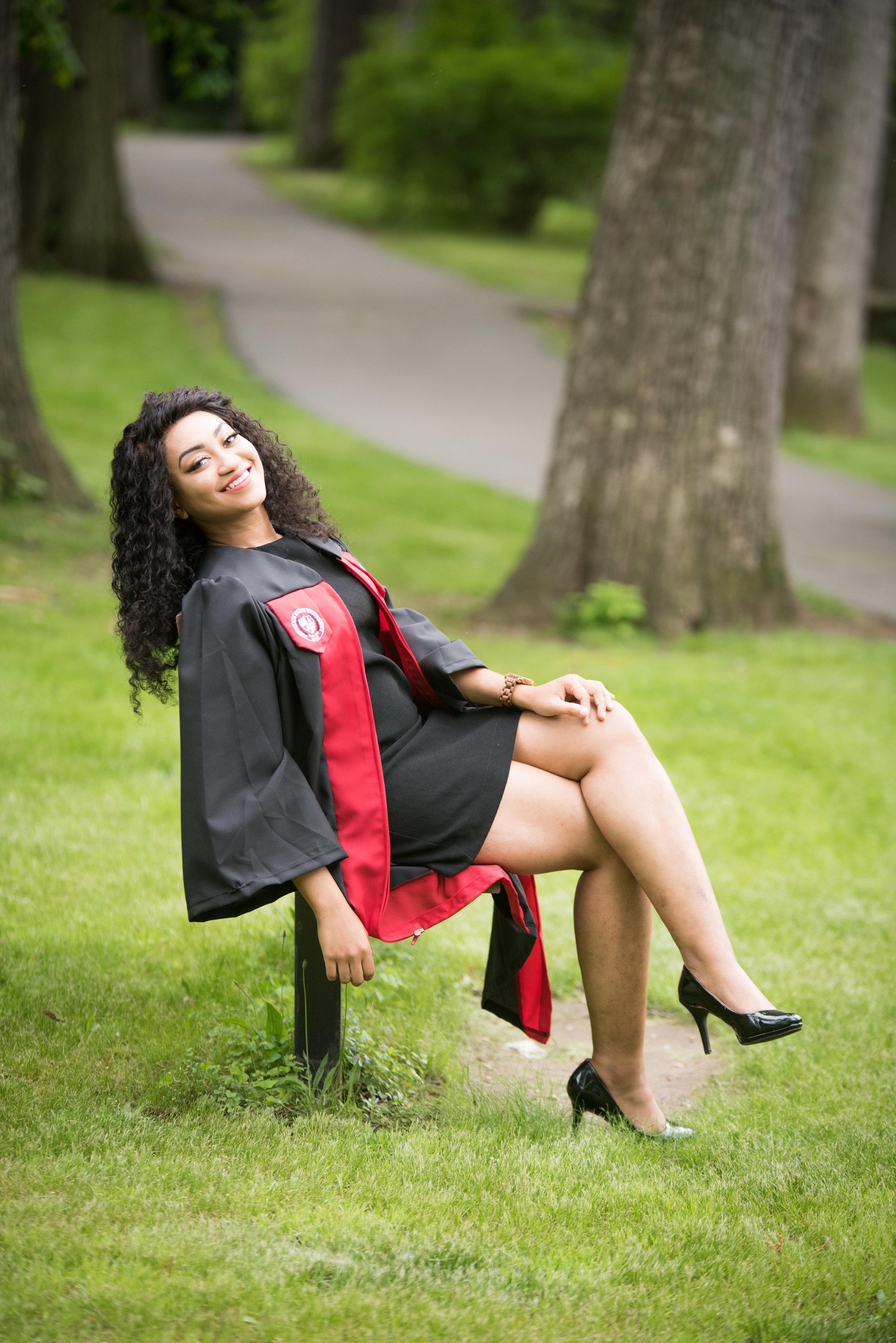 College Graduate - 📸Blackhill Photography