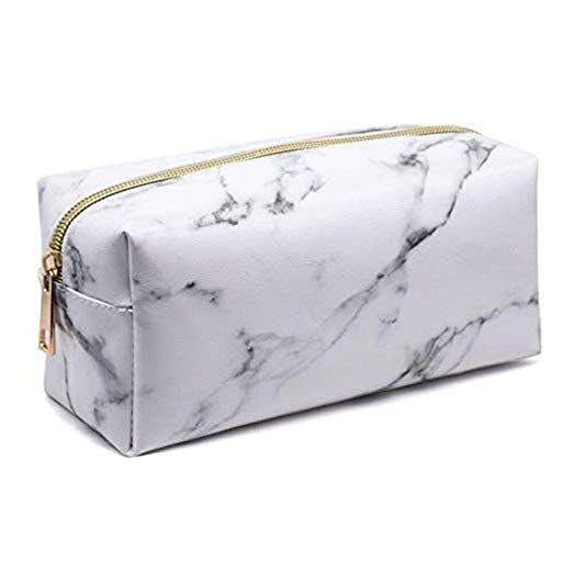 Skincare Bag - (BTW, you can get this cute bag HERE)!