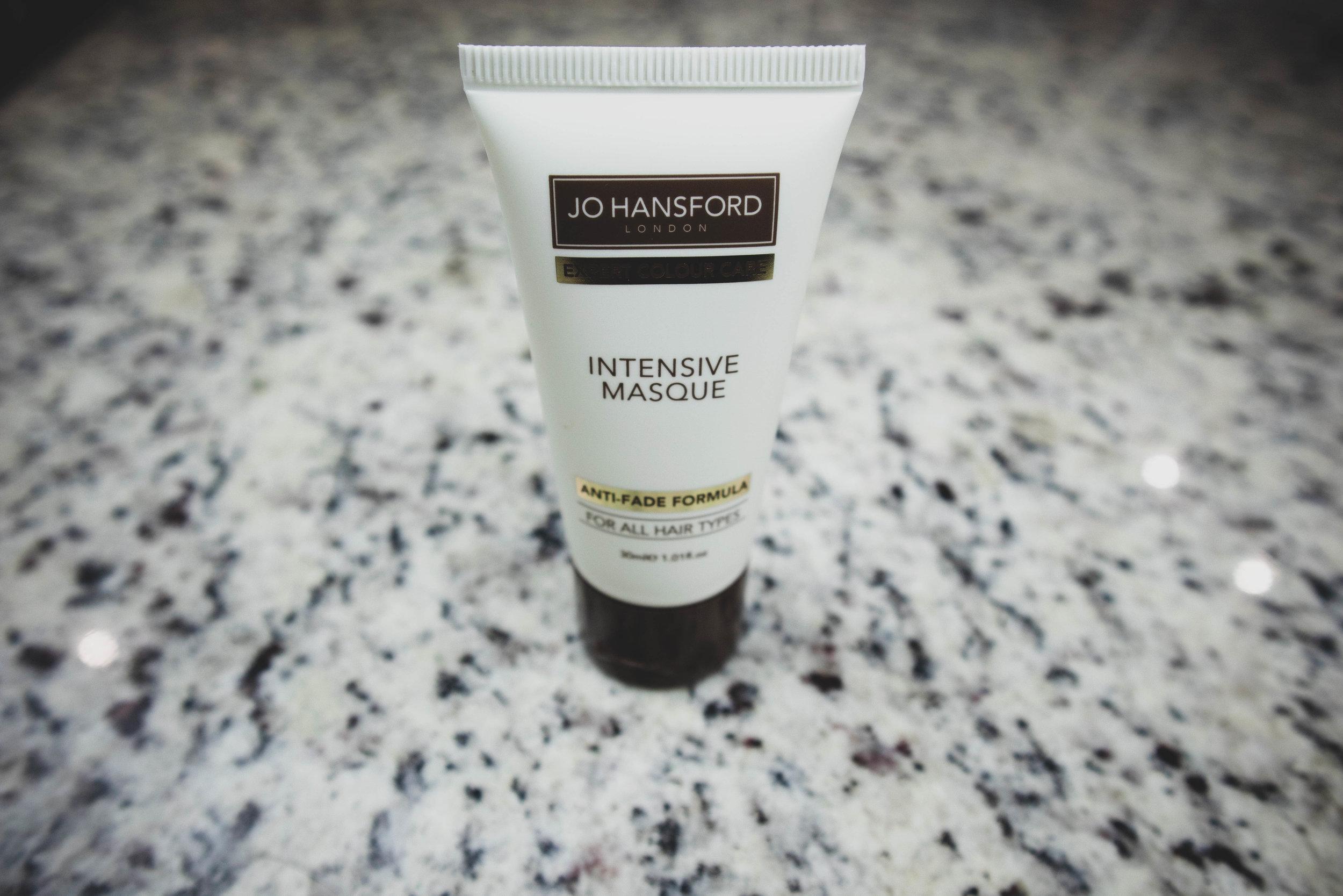 Jo Hansford - London - Expert Colour Care Intensive Masque
