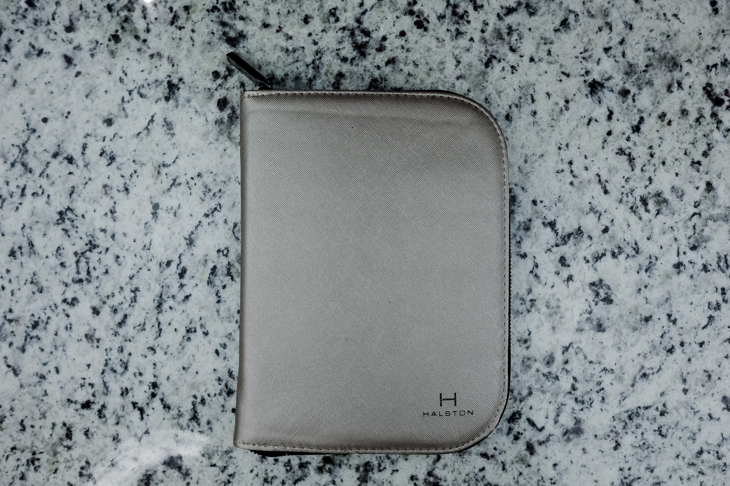 H HALSTON JEWELRY PORTFOLIO ($48) - It keeps your jewelry organized and tangle-free!