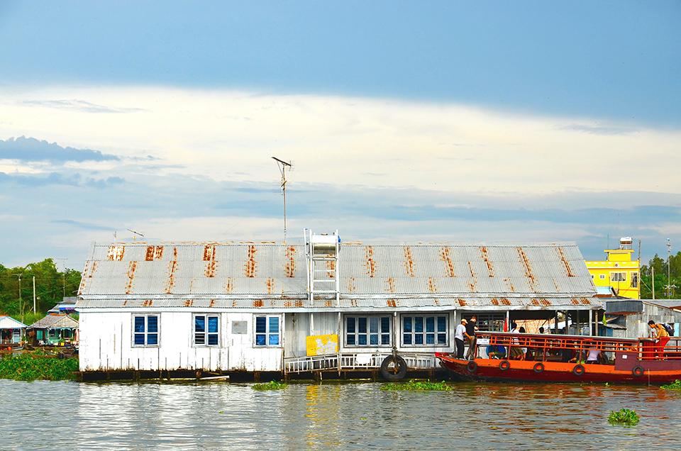 Mekong Delta, Vietnam 2011