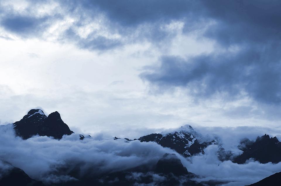 Mountain Tops, Inka Trail Peru 2011