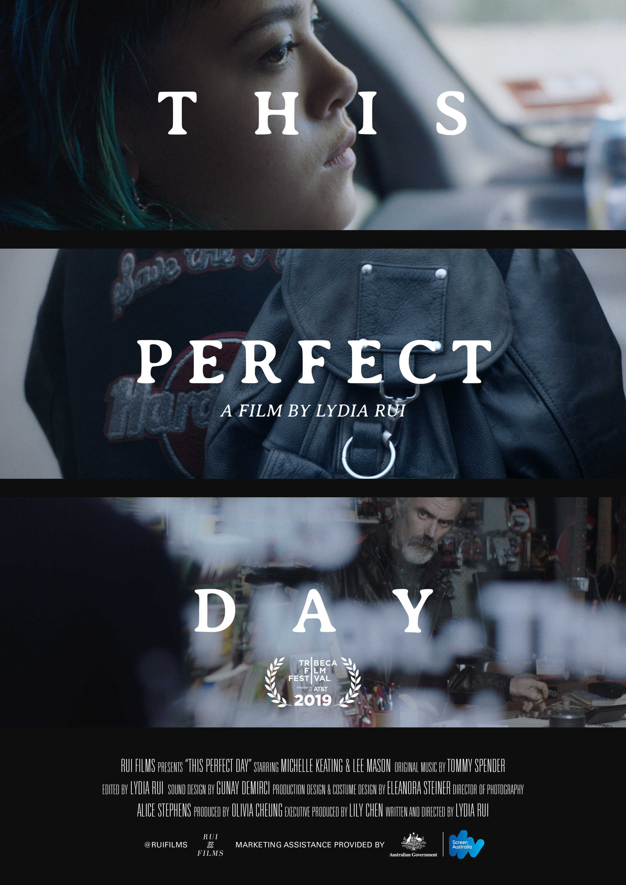 Trailer!   This Perfect Day - Short Film *Tribeca Film Festival Premier (2019)