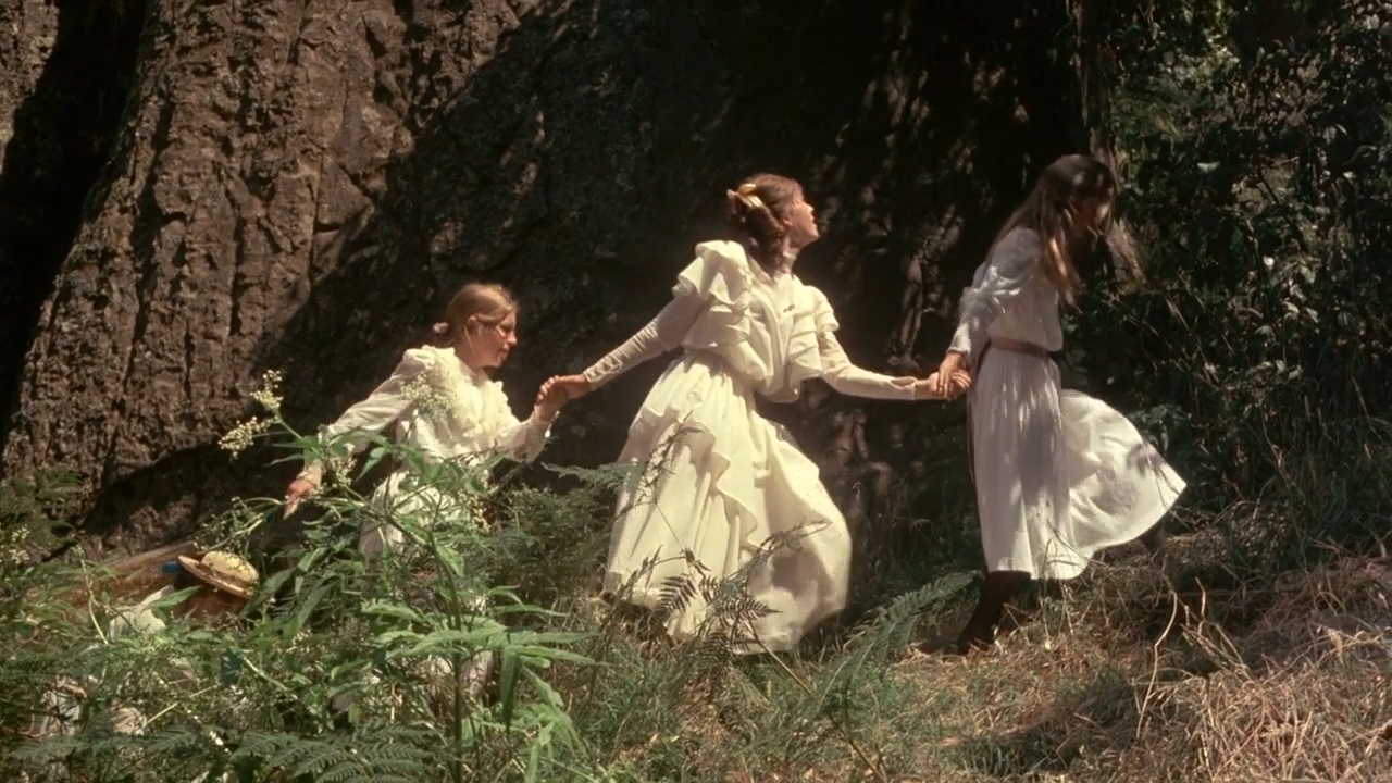 Still from 1975 film adaptation , directed by Peter Weir.