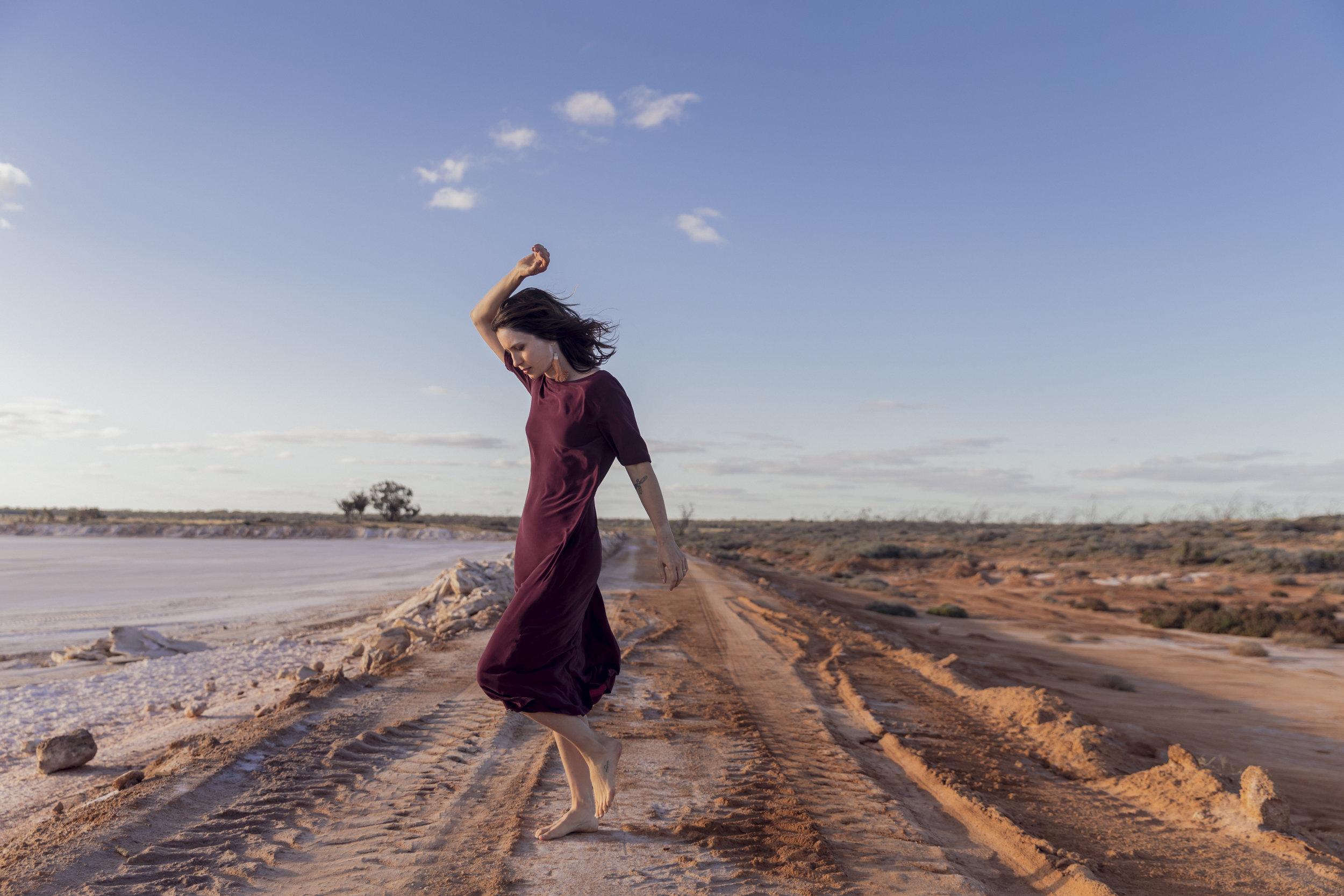 Missy Higgin's latest album  Solastalgia.  Image Credit: MAX TV