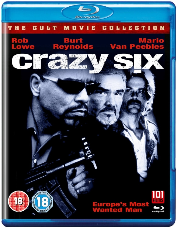 crazy six cover