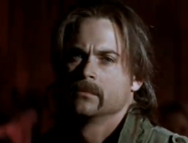 rob lowe in crazy six