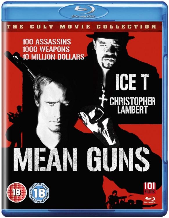 mean guns cover