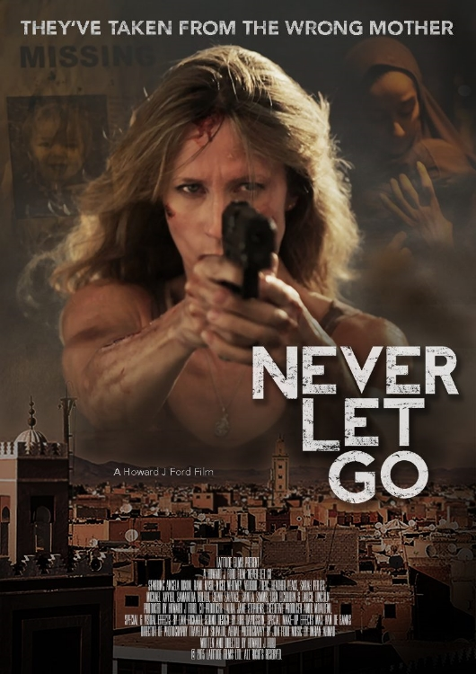 never let go cover