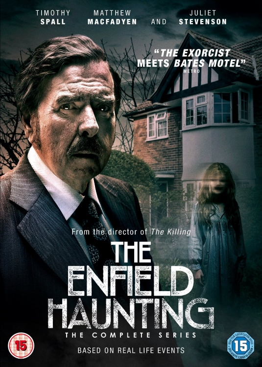 enfield haunting dvd