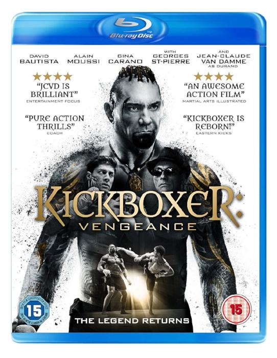 kickboxer cover