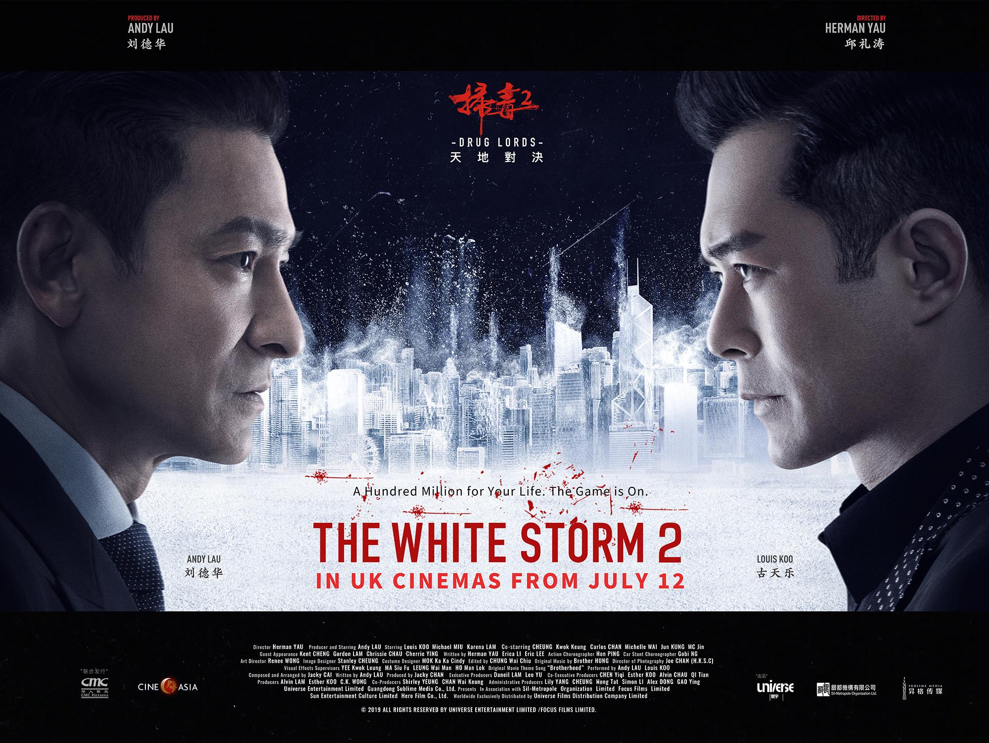 The White Storm 2 Drug Lords - UK Poster.jpg