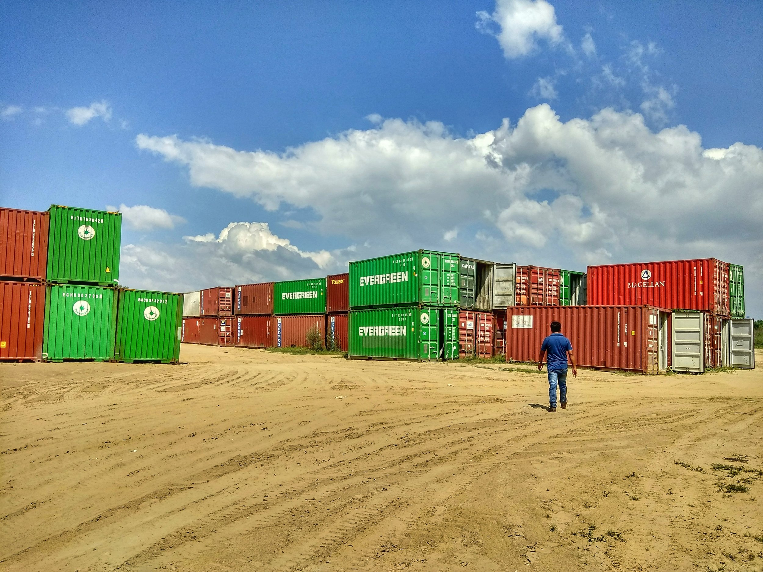 Selecting the right container
