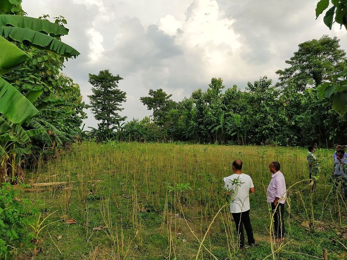 Site Survey - Team visit to Gorakhpur