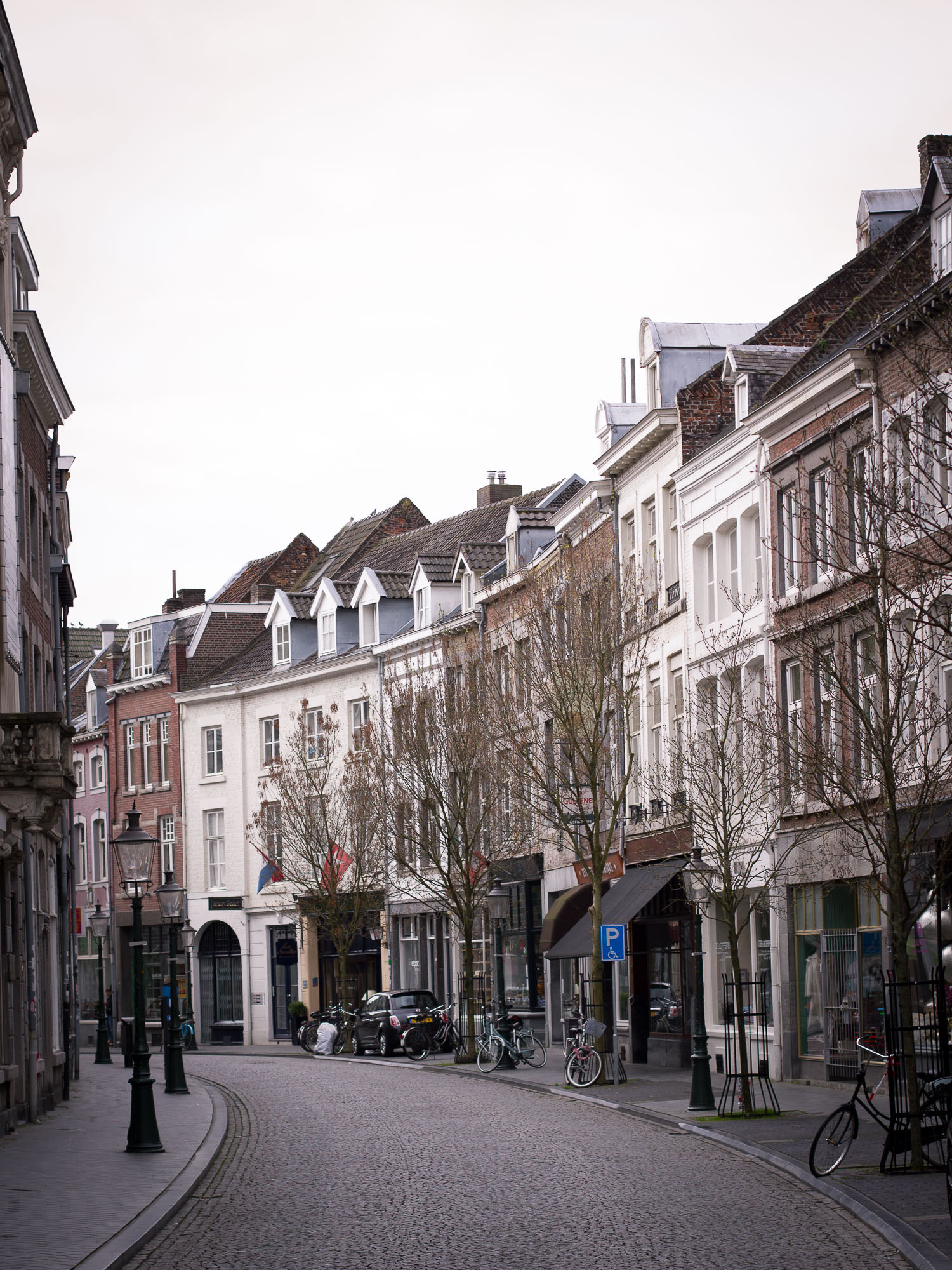 Maastricht rechtstraat