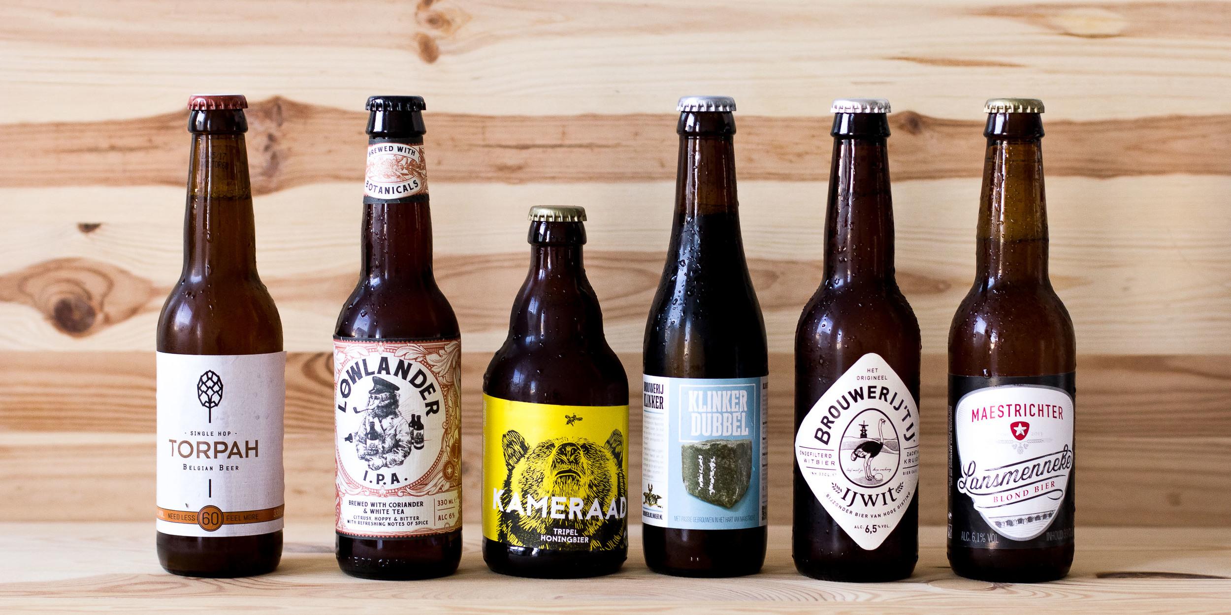 Cervezas Maastricht