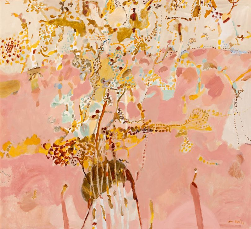 John Olsen, Pied Beauty - Art Gallery of South Australia