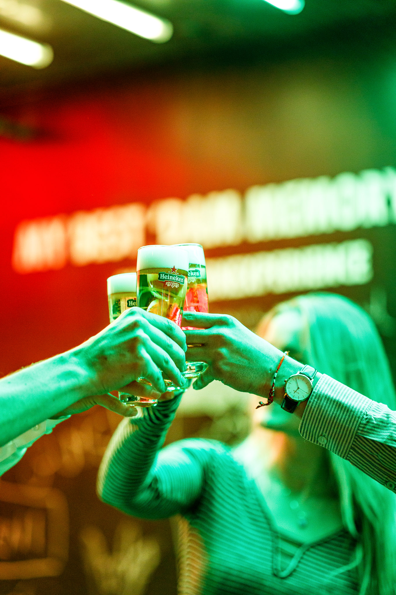 Client: Heineken Experience Agency: Lijm Amsterdam