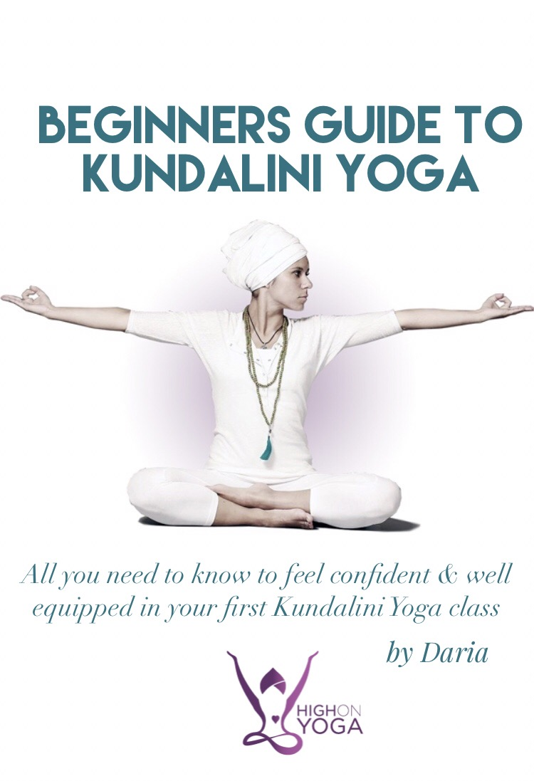 New toKundalini Yoga? - Download your free ebook now and learn more about it.